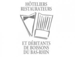 Logo Hôteliers Restaurateurs et débitants de boissons du Bas-Rhin