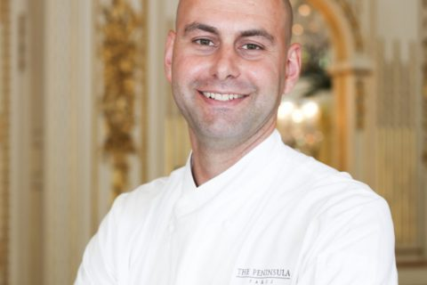 Anthony Terrone, Chef pâtissier