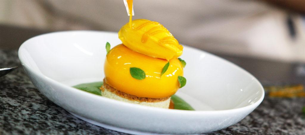 Dessert à l'assiette : innovation & créativité