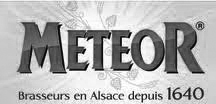 Logo marque METEOR - brasseurs en Alsace
