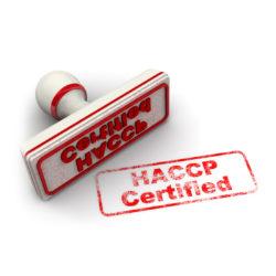 HACCP et plan de maîtrise sanitaire